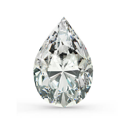 pear diamant
