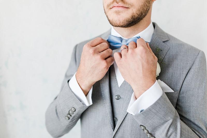 Svatební oblek pro ženicha  kompletní průvodce výběrem  4239a74914