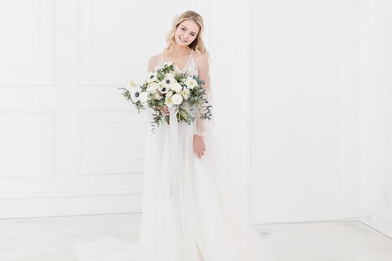a5a4f316cf27 Návod pro nevěsty  Jak si vybrat ty pravé svatební šaty