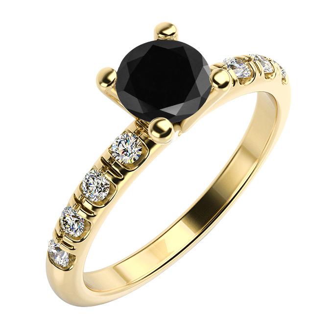 Eppi Zásnubní prsten s diamanty Loriena R33118