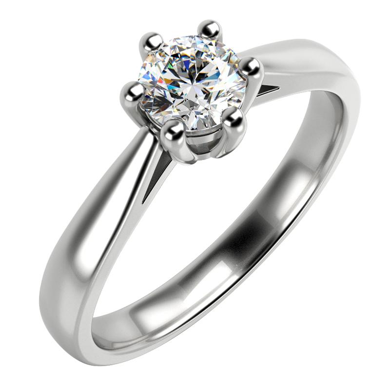 Zasnubni Prsteny S Diamantem Aneb Nesmrtelna Klasika Eppi Cz