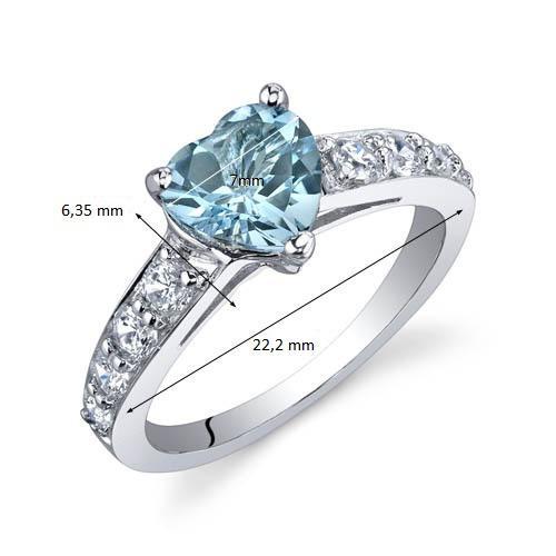 ... Stříbrný prsten se švýcarským topazem Azrael 0e63bf26c26