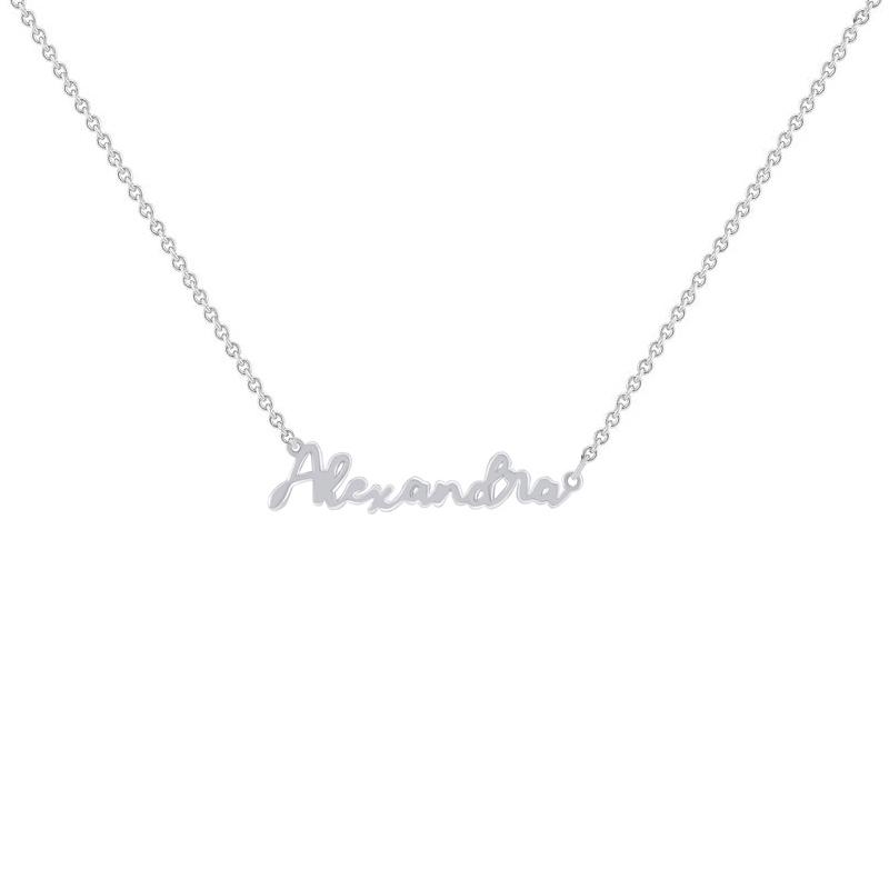 Eppi Zlatý náhrdelník se jménem Amael N40818